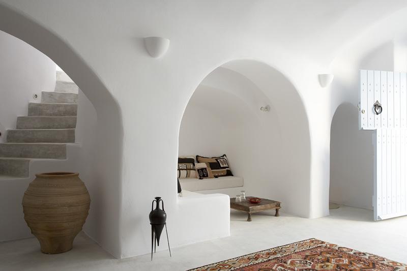 Modern home designs: arcos y boveda de caÑon corrido en interiores ...