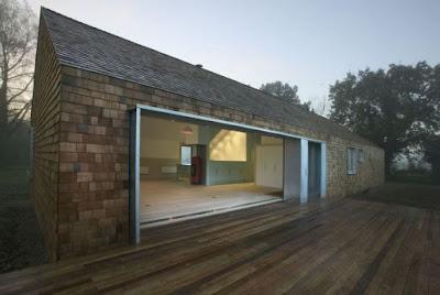 Casas minimalistas y modernas las casas con madera - Casas de madera minimalistas ...