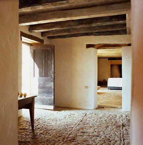 Estilo rustico pisos de piedra for Pisos rusticos