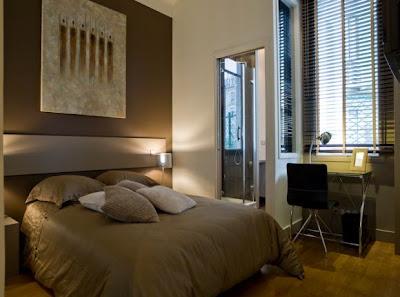 Casas minimalistas y modernas pinturas para interiores for Pintura de interiores modernos