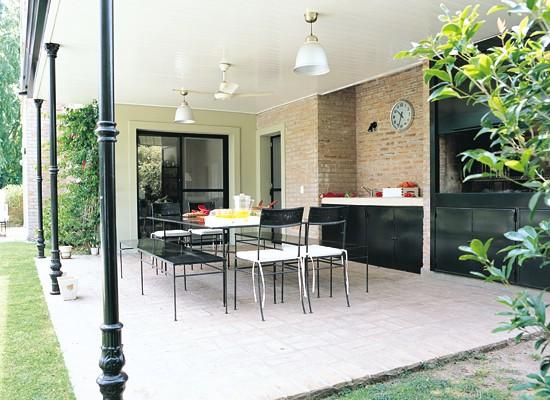 Estilo rustico septiembre 2010 for Pisos para galerias exteriores