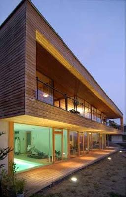 Casas minimalistas y modernas las nuevas fachadas for Nuevas fachadas minimalistas