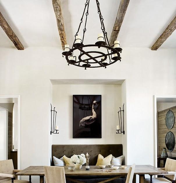 Estilo rustico lamparas con velas - Lamparas estilo rustico ...