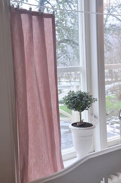 cortinas de ba o rusticas