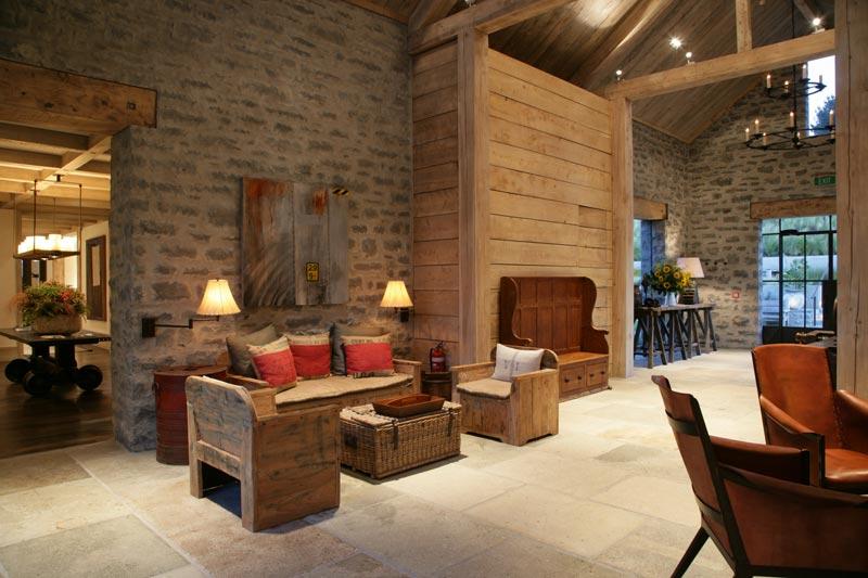 Interior sweet design estilo rustico en nueva zelanda - Estilo rustico ...