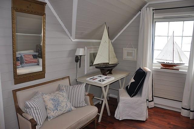 Interior sweet design los barcos en ambientes con for Decoracion barcos interiores