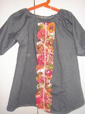Småfrøken kjole