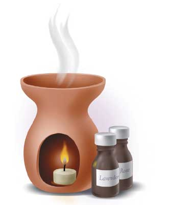 Migren Ve Bas Agrisi Aroma Terapi Sy Hijau