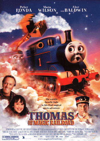  Thomas y el Ferrocarril Mgico [DVDrip] [2000]espaol 1 link