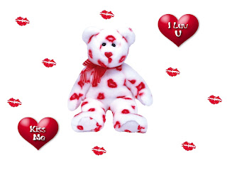 Teddy - I Luv U, Kiss Me Image