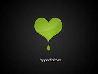 Dipped in Love Free Wallpapers