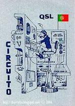 QSL CARD CB CIRCUITO