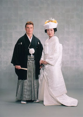 Japan Dress for wedding