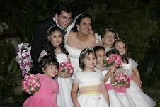 casamento de Geísa e Fernando