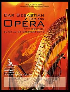 Dar Sébastian Fait son Opéra