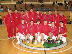 Selección Inf. Masc. 2008