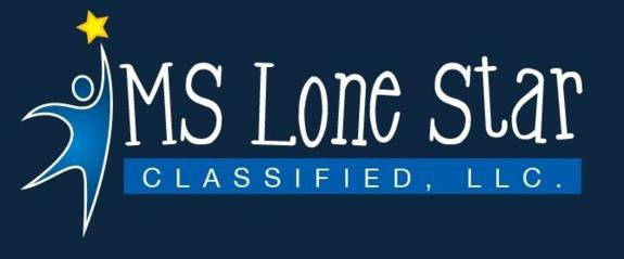 MS LONE STAR CLASIFIED, LLC.  www.mslsc.net