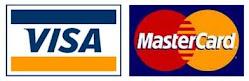Pembayaran melalui kad kredit diterima
