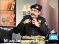 Azizi As Police Man