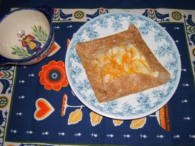La cuisine de myri galettes la farine de bl int grale for Cuisine integrale