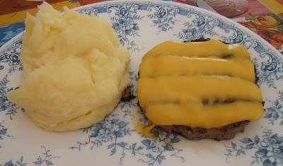 Puré de patatas casero (con pisapuré)