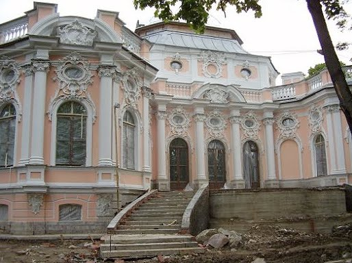 Knickerbocker style design russian rococo restored for Architecture rococo