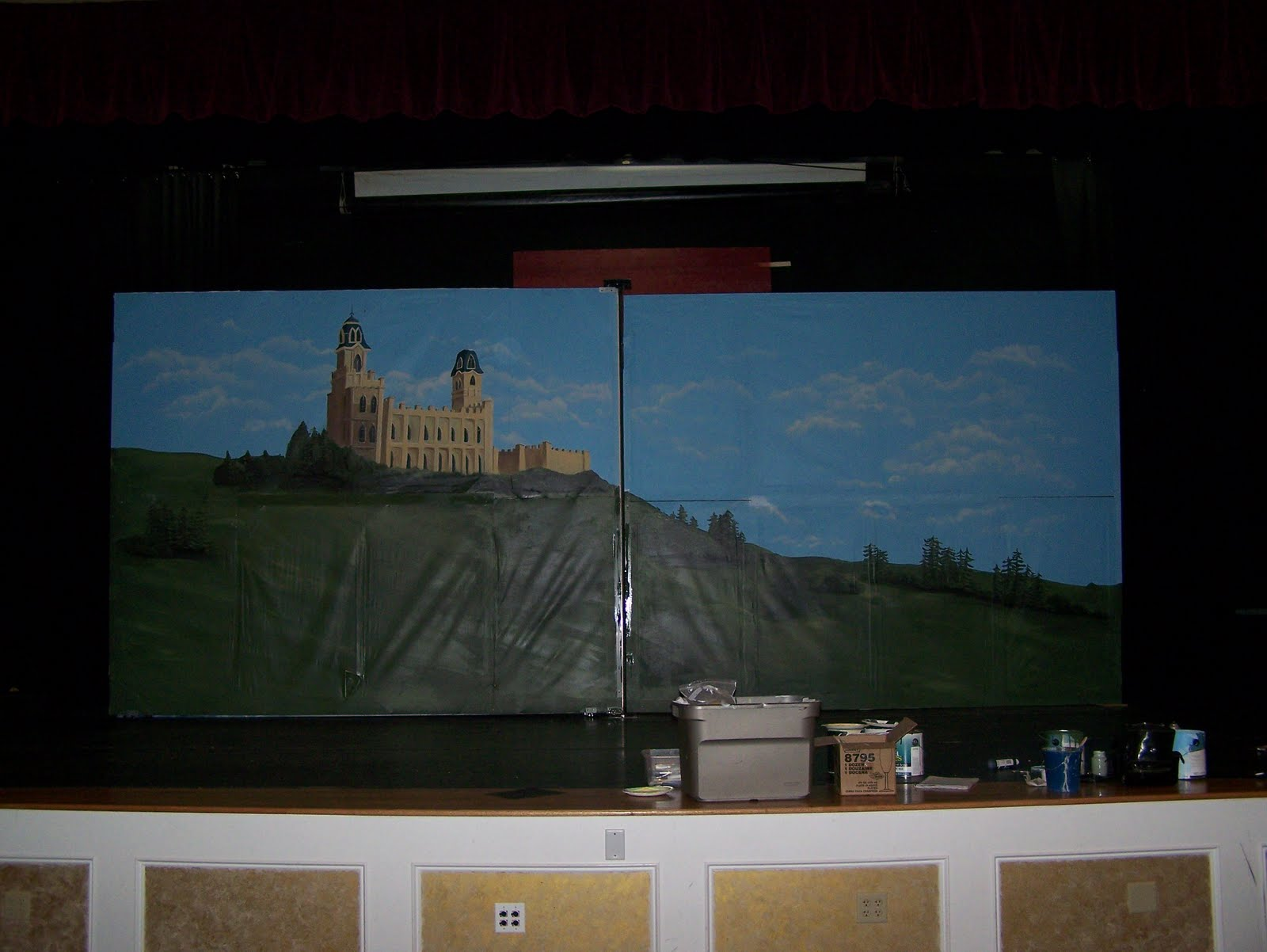 office backdrops. Backdrops For Theatre / Stage Office O