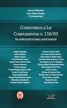 Comentários à LC 116/03, de advogados para advogados