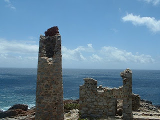 The Copper Mine on Virgin Gorda