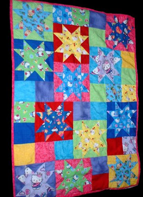 Be Mine Quilt Pattern by Jackie robinson of Animas Quilts