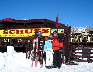 Schuss restaurant, Isola 2000