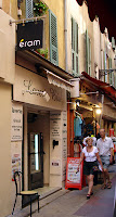 Laverie Bea, rue Pairoliere, Old Nice