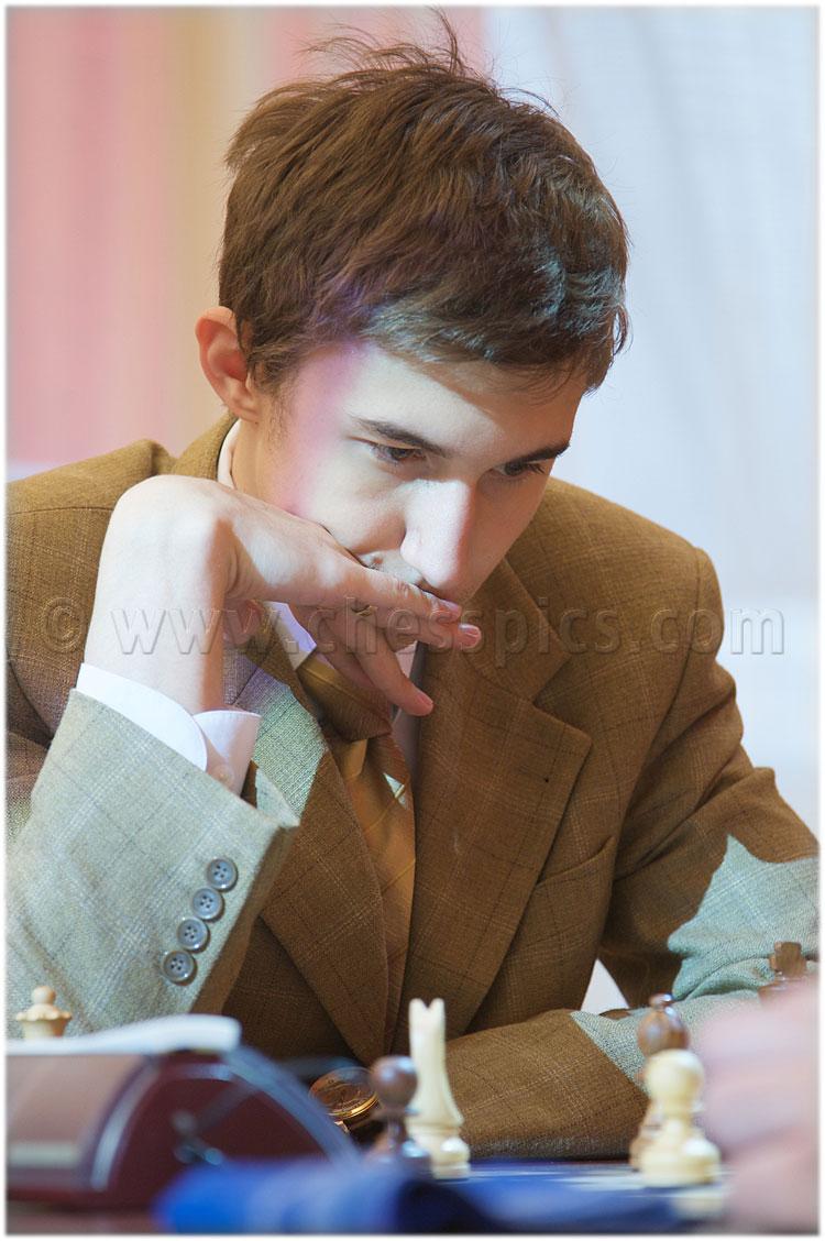 Sergey Karjakin(セルゲイ カヤキン) : 【グランドマスター】チェスの ...