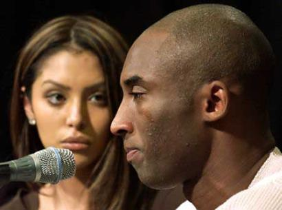 According to an insider, Kobe Bryant's wife