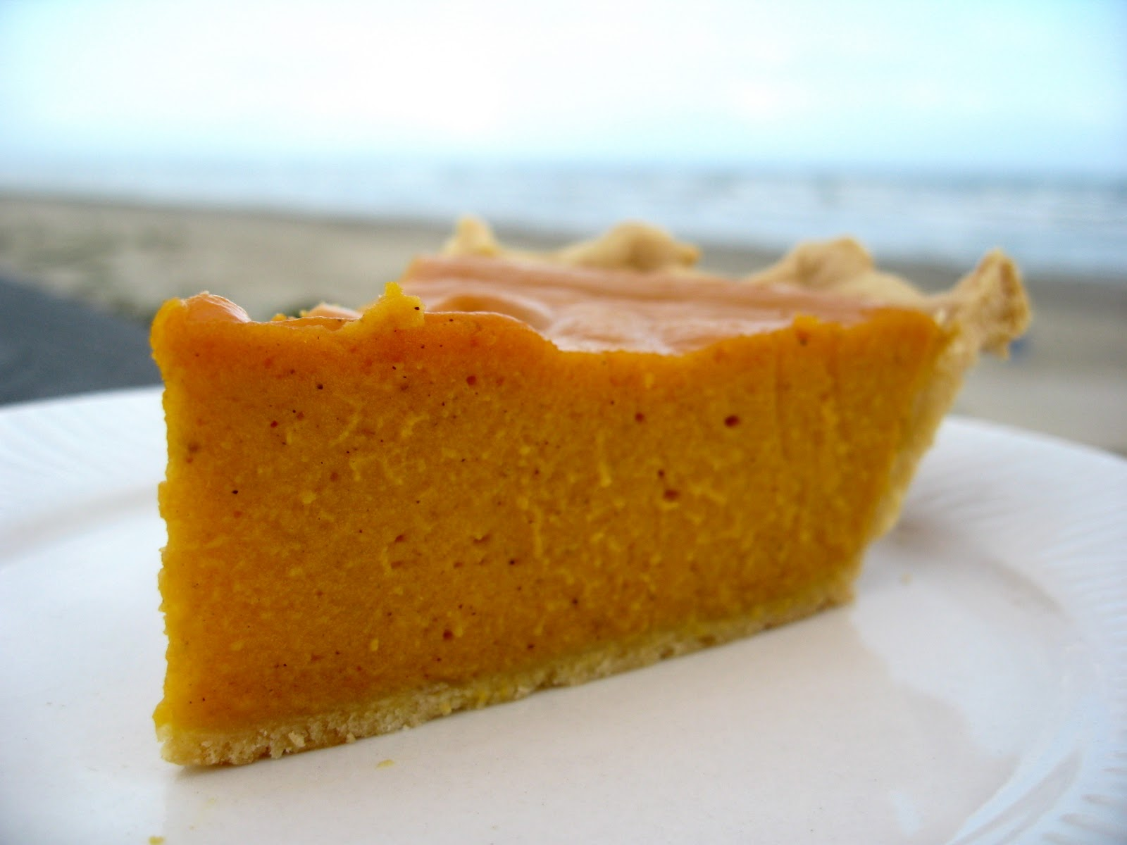 Sweet Potato Pie - Your Cup of Cake