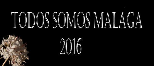 Todos somos Malaga  2016