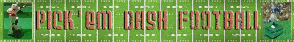 Pickem Dash Football