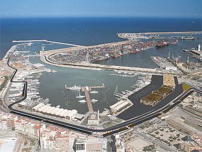 Circuit Formula 1 València
