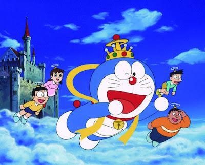 Suka Spongebob atau Doraemon ?? g