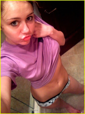 La Foto En Cuesti N No Muestra Cara De Miley Por Lo Que Hay