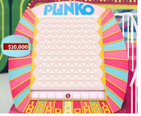 Playing Plinko