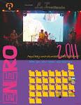 Calendario de enero 2011