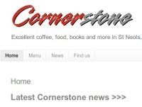 Cornerstone's website