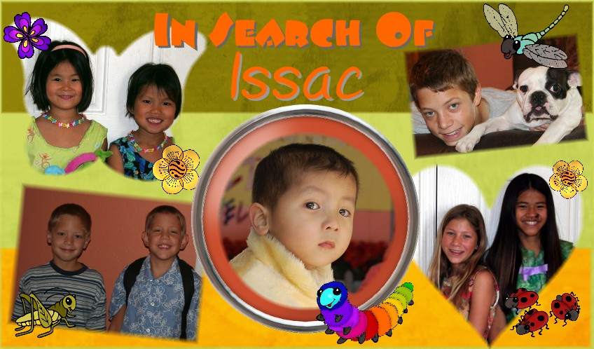 In Search of Issac