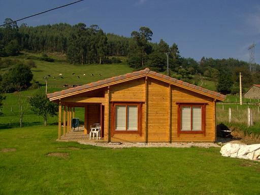 Casas de madera lagoforestal venta de casas de madera - Casas de madera laminada ...