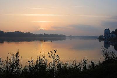 L`Aube sur La Loire