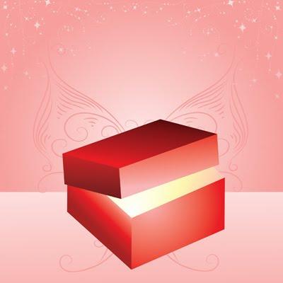Уроки Adobe Illustrator: как нарисовать новогодний подарок