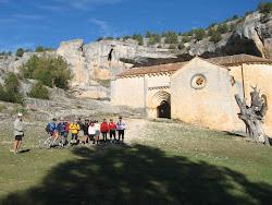 Cañon del Rio Lobos (Soria)