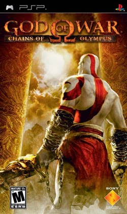 [PSP]God Of War:chain Of Olympus [español][FLS]