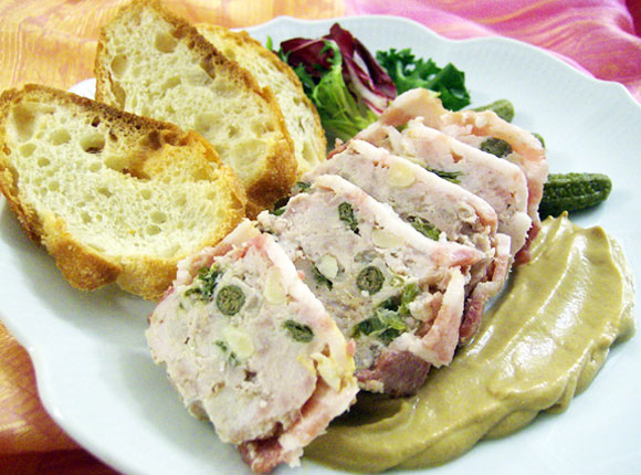 Concepts in Food: Terrines